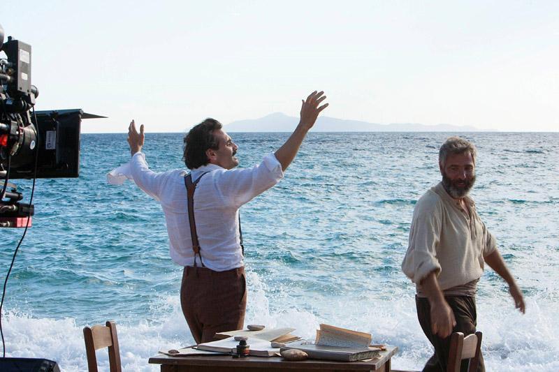 ΄΄Νίκος Καζαντζάκης΄΄- H νέα ταινία του Γιάννη Σμαραγδή, για τη ζωή και το έργο του σπουδαίου Κρητικού 'Ελληνα συγγραφέα(ΔΕΙΤΕ ΤΟ TRAILER)