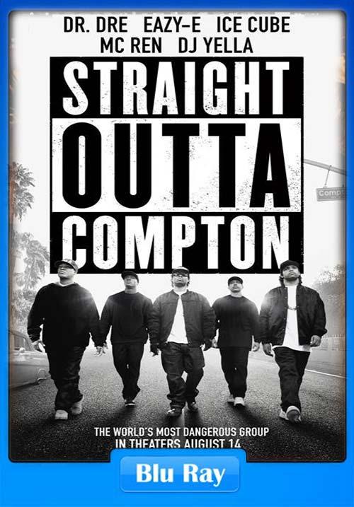 Straight Outta Compton 2015 720p BluRay x264 | 480p 300MB | 100MB HEVC