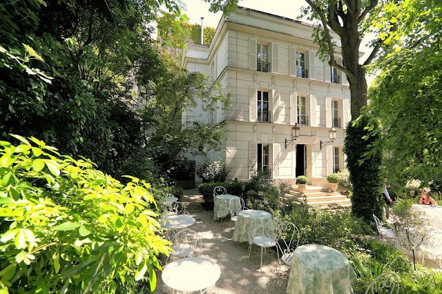 Hotel Particulier Montmartre en París (Francia) - Foto: www.tripadvisor.es