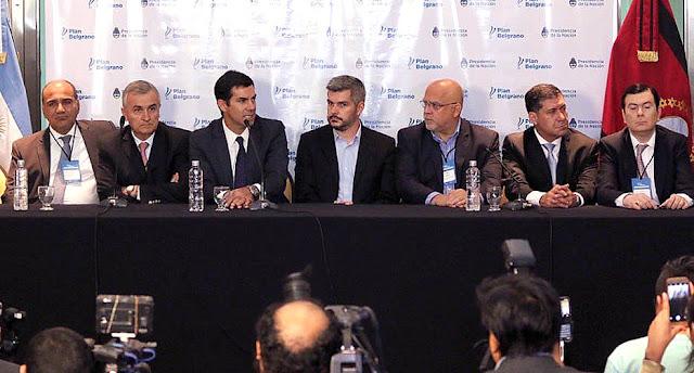 Marcos Peña se mostró a favor de debatir el cobro de la atención médica a extranjeros