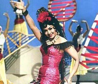 Helen Dancing