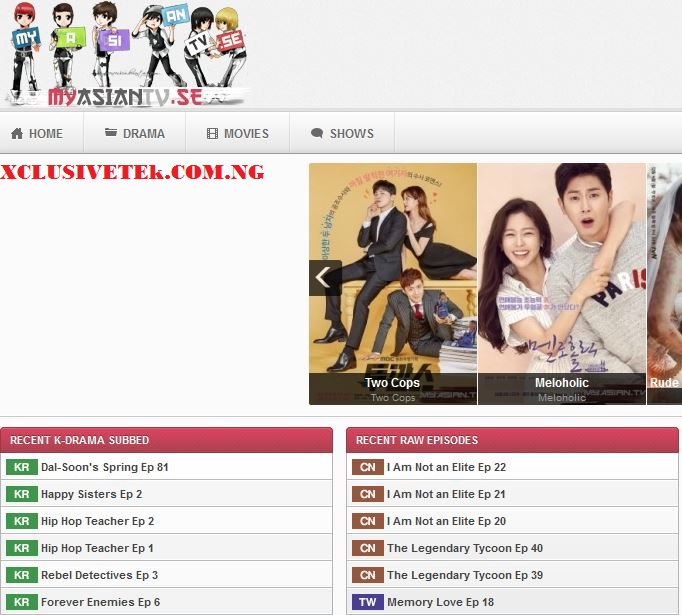 Part 2. Top 10 Korean Drama Websites