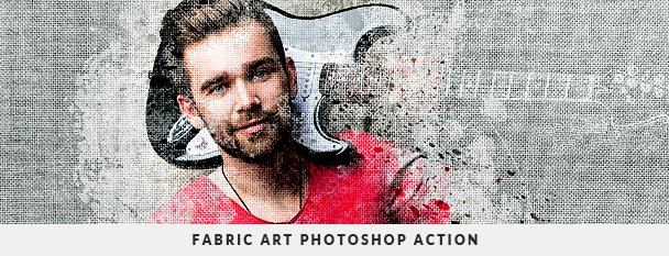 Painting 2 Photoshop Action Bundle - 69