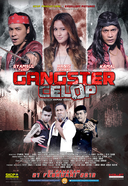 Review Movie Gengster Celop