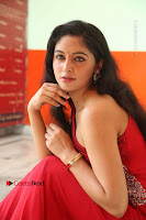 Actress Zahida Sam Latest Stills in Red Long Dress at Badragiri Movie Opening .COM 0127.JPG