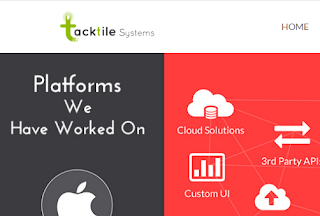 Walkin Drive for Web Developers at Tacktile Systems for Freshers 2015 / 2016 Passout