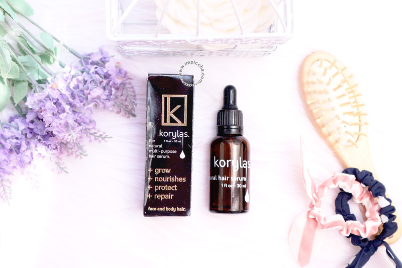 Review Korylas Natural Hair Serum