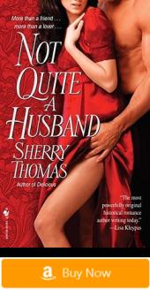 Not Quite a Husband - Erotic romance novels