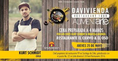 RESTAURANT TOUR EN RESTAURANTE EL CIERVO Y EL OSO