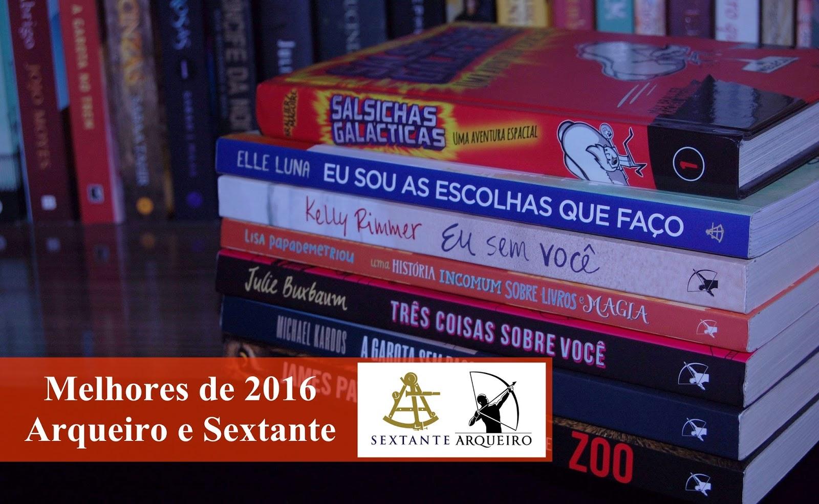 melhores livros da sextante