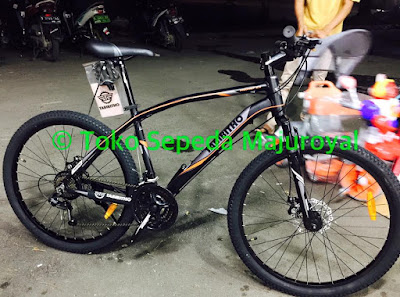 Thrill Tabibitho Mischief 21speed Disc Brake