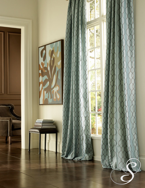 2014 New Modern Living Room Curtain Designs Ideas ...