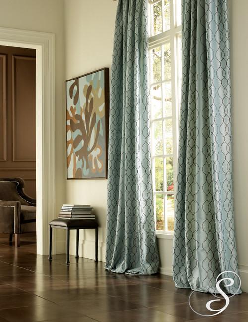 2014 New Modern Living Room Curtain Designs Ideas ...