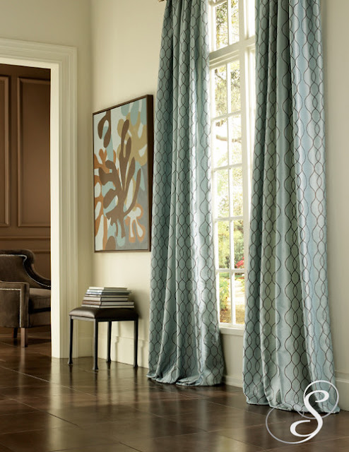 2014 new modern curtain designs ideas for living room