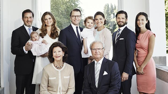 königsfamilie england namen