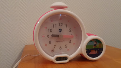 Kid's sleep clock