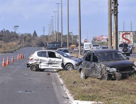 Feriado: foram registrados 764 acidentes em rodovias federais de todo o país