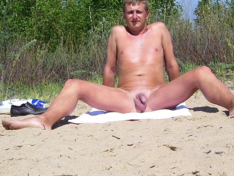 Gay Nude Men Beach
