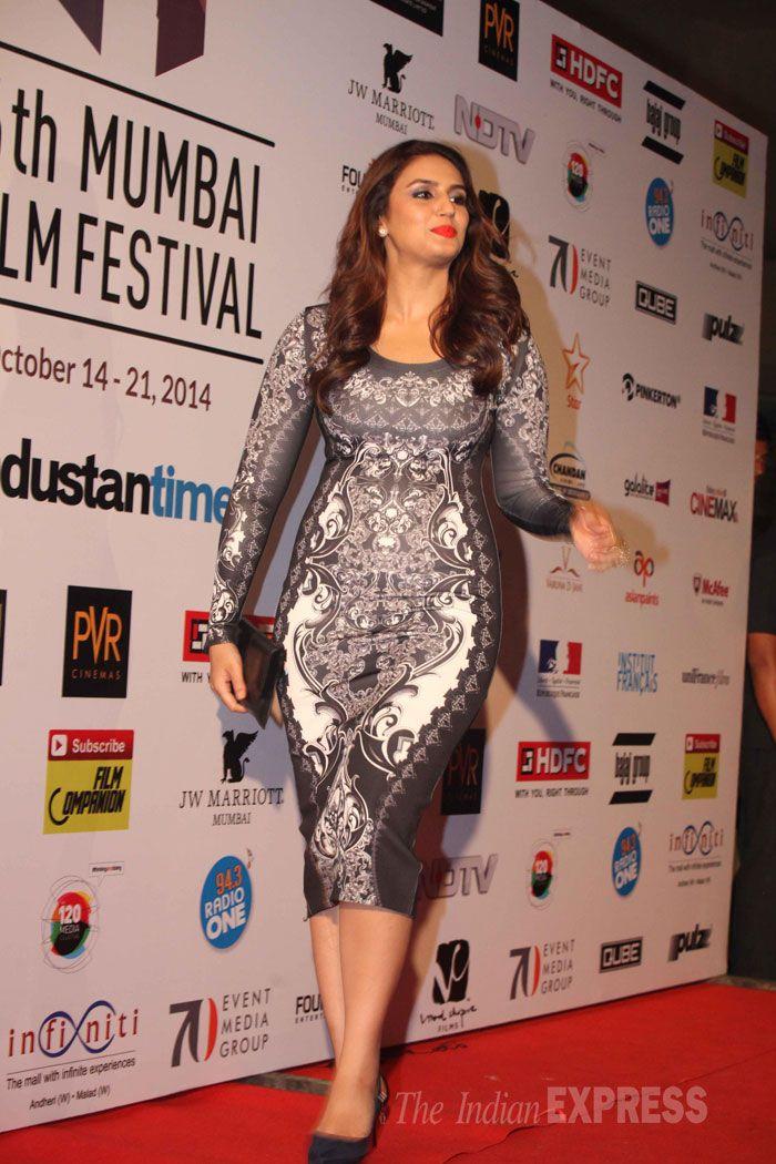 Huma Qureshi Lingerie