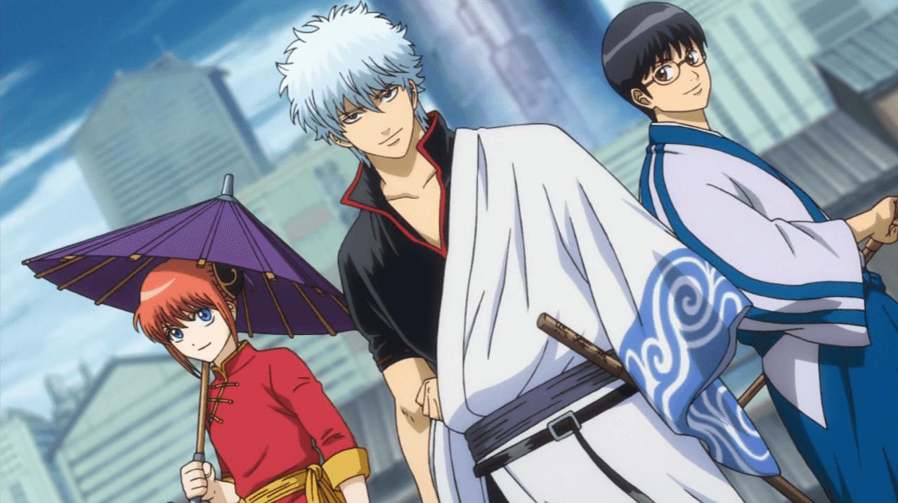 Download OST Opening Ending Anime Gintama Shirogane No Tamashii Hen Full Version