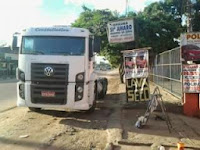 lava seco truck