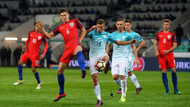 [Video] Cuplikan Gol Slovenia 0-0 Inggris (Kualifikasi Piala Dunia 2018)