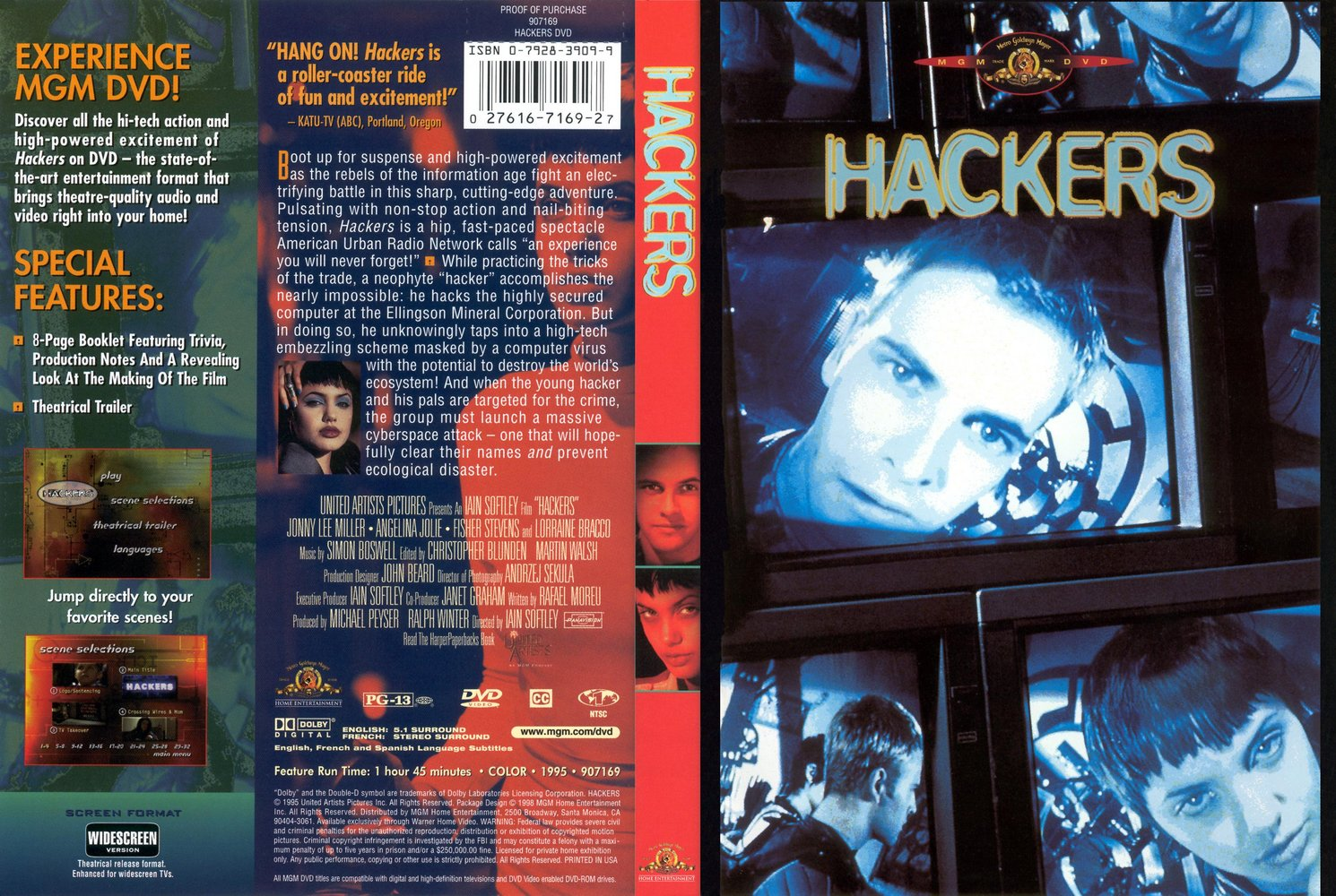 Hackers (1995) | Download Free MOVIES from MEDIAFIRE Link