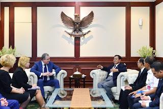 Indonesia dan Rusia Gelar Pertemuan Ke-15 Kerjasama Teknik Militer