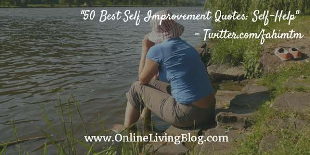 50 Best Self Improvement Quotes