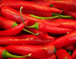 Terapi cabai merah untuk anis merah