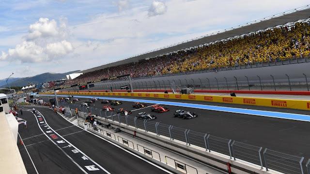 F1 France 2019