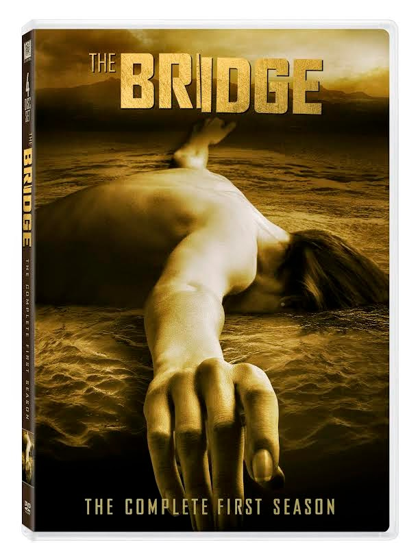 DVD Review - The Bridge: The Complete First Season