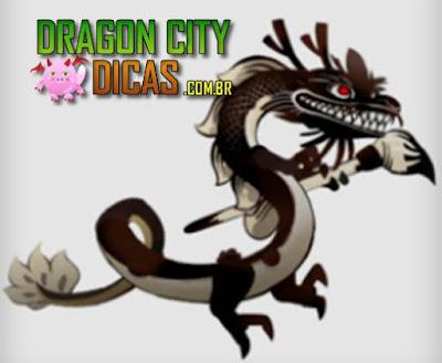 Dragão Inky - Informações