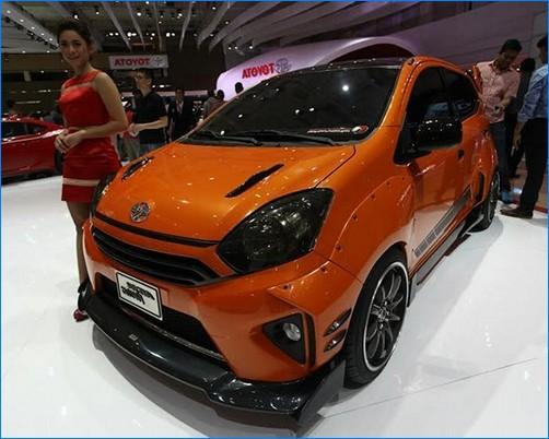 Modifikasi Mobil Ceper Brio Merah Keren Owner @ido_pang ...