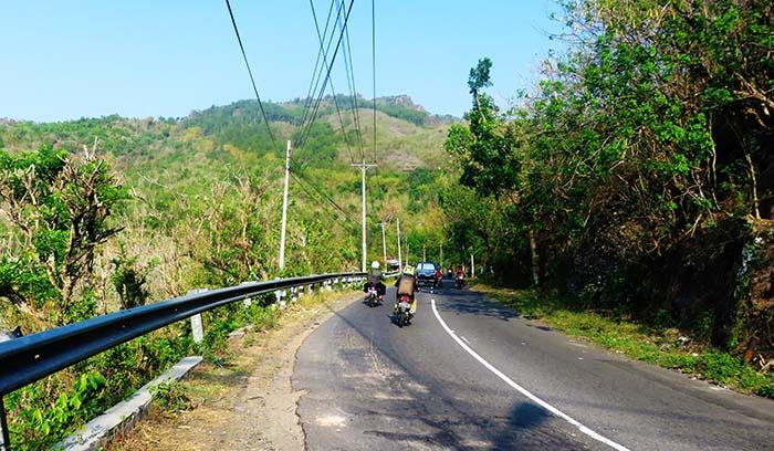Jalan Utama Wonogiri-Pracimantoro