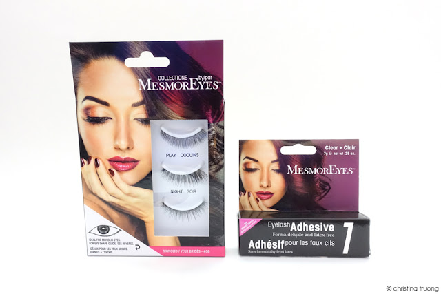 Mesmerize with MesmorEyes Lashes. Reviewing MesmorEyes Collections Lash Kit (Day, Play, Night) for Monolids Eyes Close Up Try On. Eyelash Adhesive Clear Glue