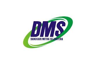 Lowongan Kerja SMA Bogor Operator PT. Danusari Mitra Sejahtera (DMS) Cileungsi