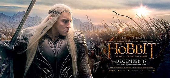 Hobbitul: Bătălia de la Cinci Armate - Thranduil şi armata sa de Elfi