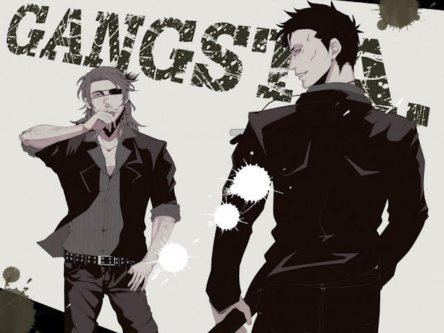 Gangsta. Anime