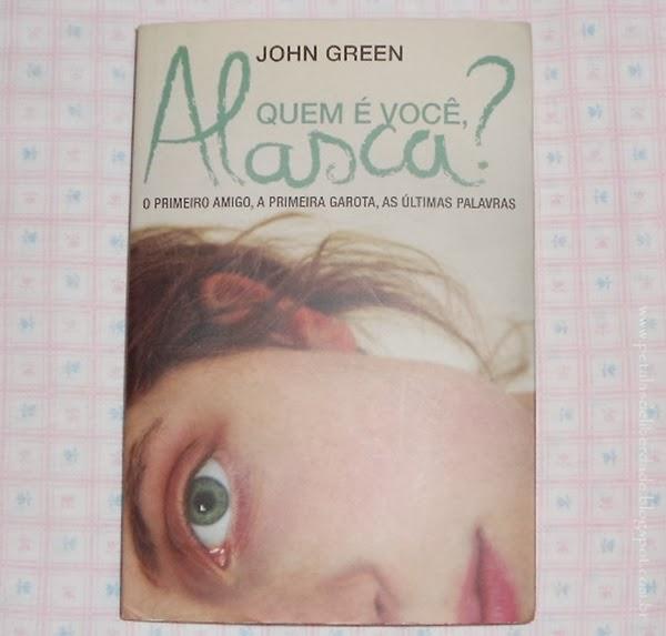 Quem é Você, Alasca?, John Green, editora WMF Martins Fontes, livro, capa, sinopse