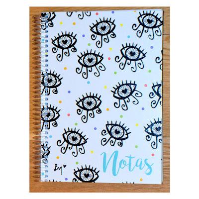 cuadernos lola mento ilustraciones