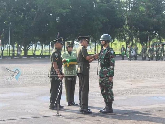 262 Calon Tamtama TNI AD Digembleng di Secata Gombong