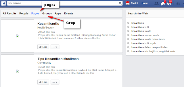 Mempromosikan video di facebook