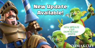 Download Clash Royale v.1.3.2 APK Update Mei 2016 Terbaru