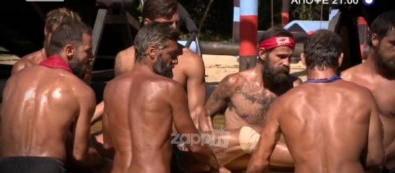 Survivor: Τρομακτικός τραυματισμός «on camera» - Άφωνοι παίκτες (βίντεο)