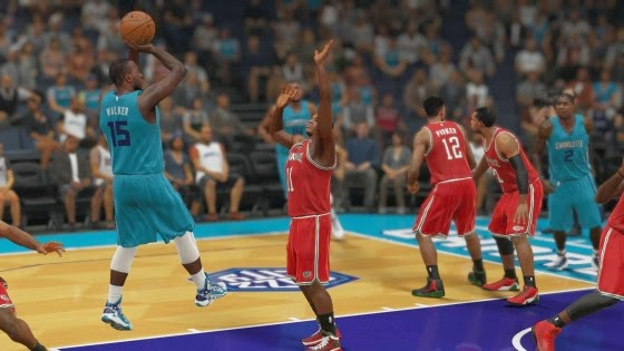 NBA 2K15 Roster Update Oct. 30th