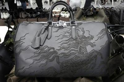 Scott Campell for Louis Vuitton