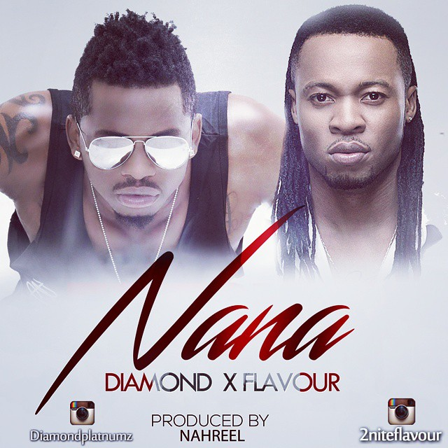 Download | Diamond Platnumz Feat. Flavour - Nana [Audio]