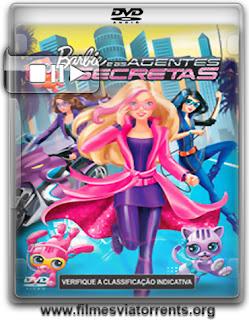 Barbie e As Agentes Secretas Torrent - DVDRip
