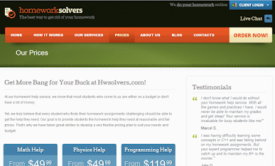 HWSolvers.com prices